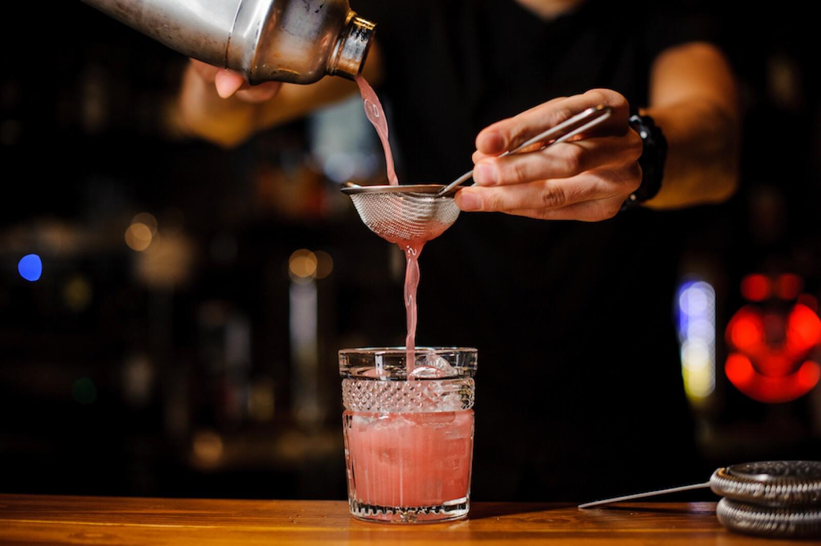 Accesorios para un bar en casa