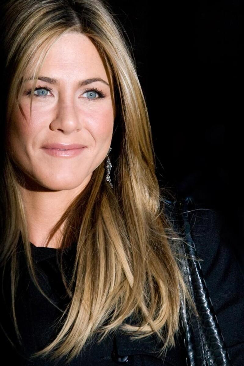 """Jennifer Aniston, protagonista de la serie """"Friends"""", festeja su cumpleaños número 43."""