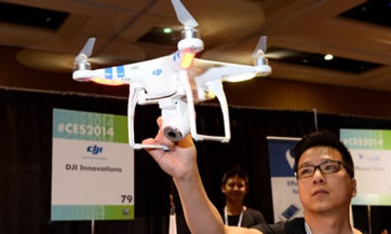 El dron Phantom está entre los más populares del mundo. (Foto: Getty Images/Archivo)
