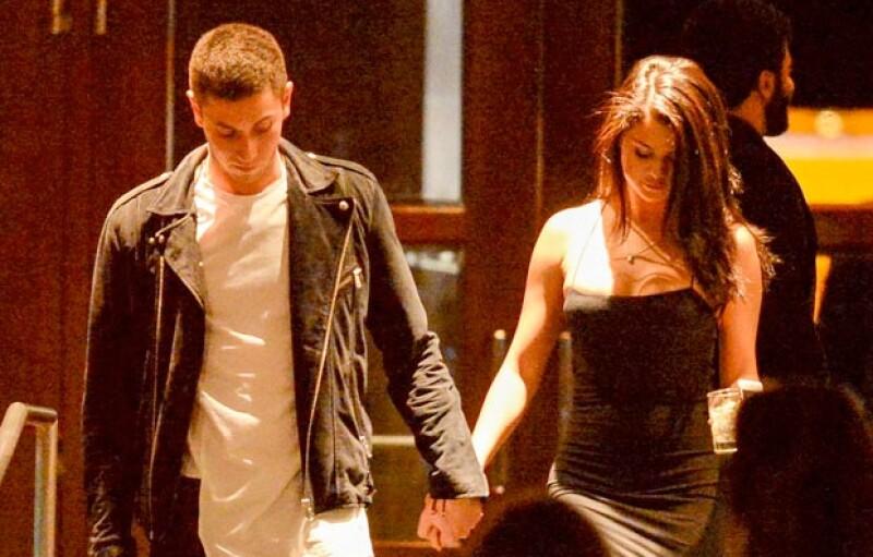 Selena Gomez ha salido en múltiples ocasiones con Samuel Krost... ¿Será que hay romance a la vista?