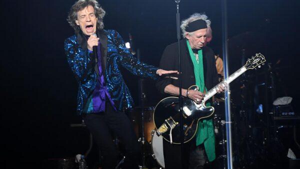Jagger y Richards
