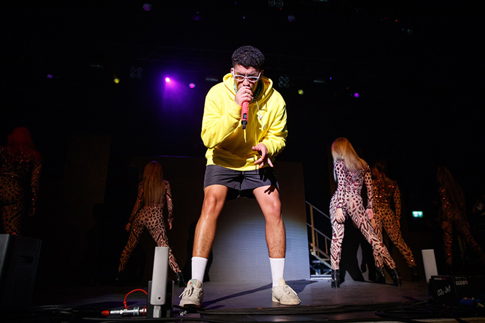 Bad Bunny Performs At O2 Forum Kentish Town