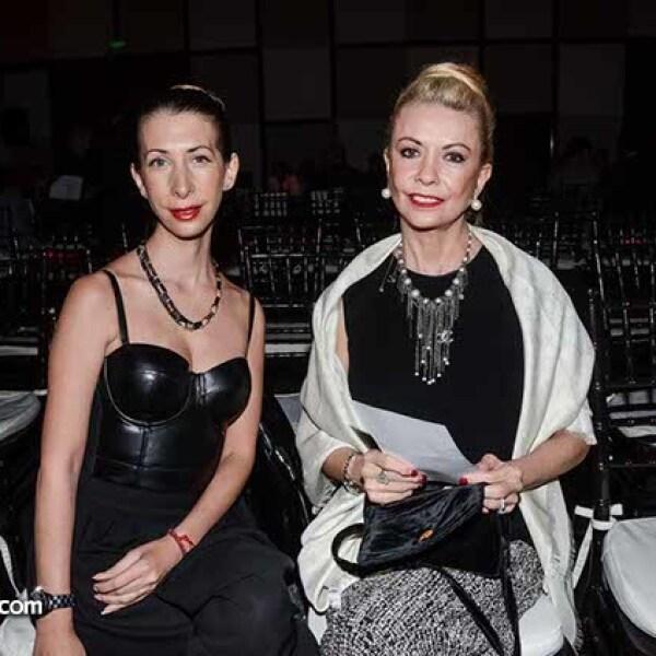 Gabriela y Vivian Smith.