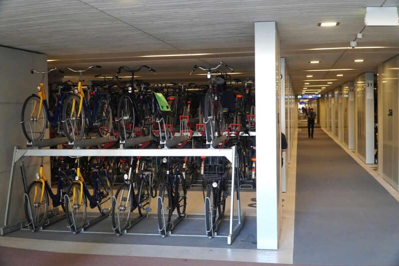 biciestacionamiento Utrecht