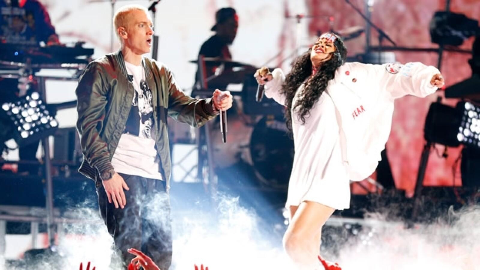 Eminem-Rihanna