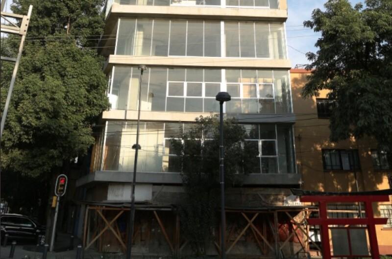 Demolición Torre Hipódromo