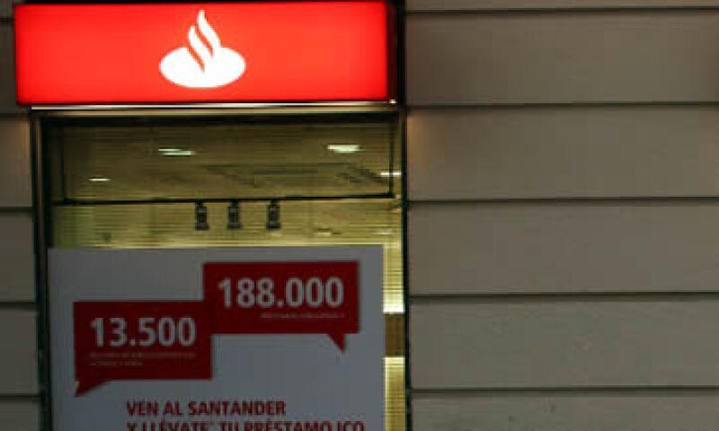 La emisión de deuda le permitirá a Santander cumplir con los requisitos de Basilea III. (Foto: Reuters)