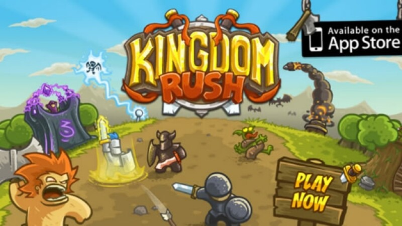 aplicacion kingdom rush