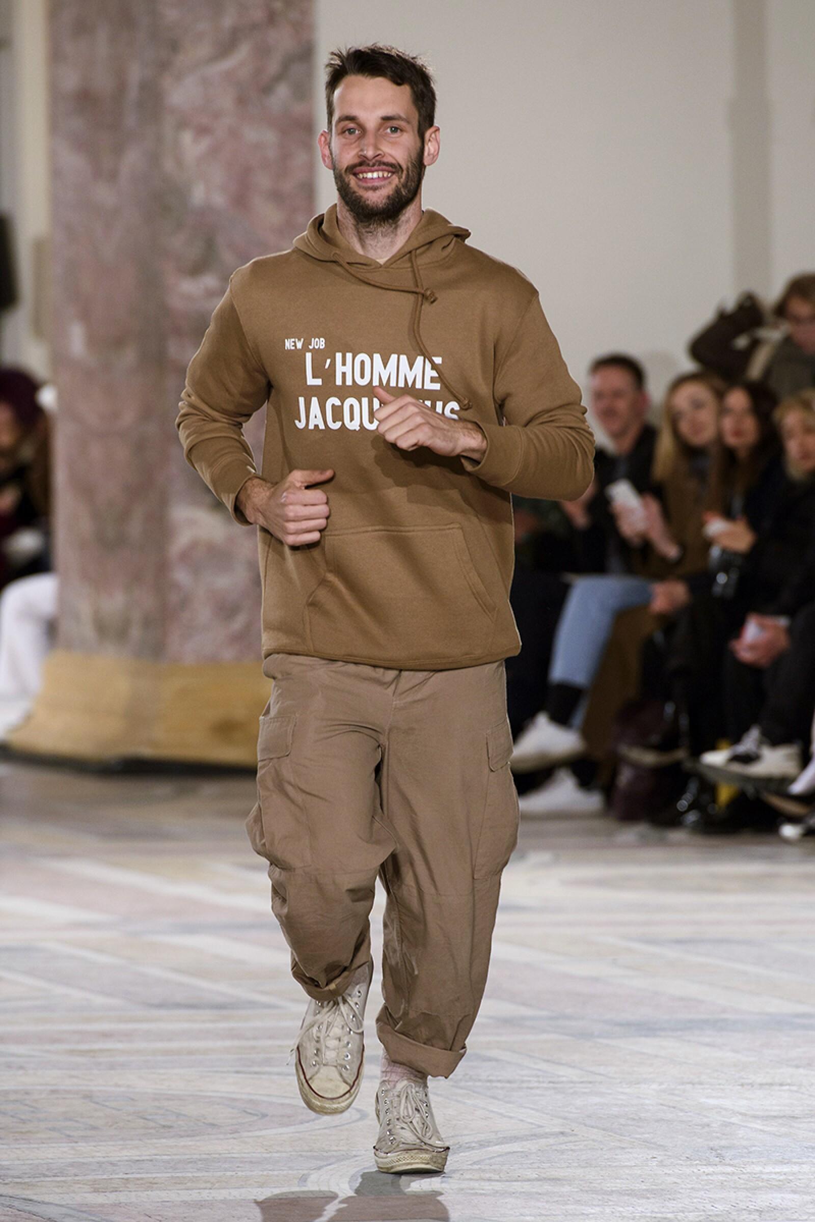 Jil Sander show, Runway, Spring Summer 2019, Milan Fashion Week, Italy - 19 Sep 2018