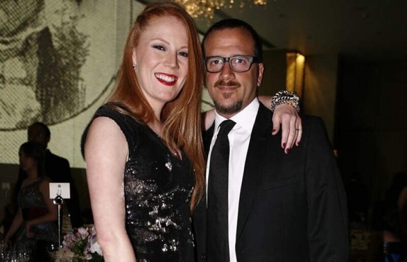 Jack Chernitsky y Daniela Magún