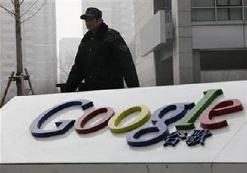El año pasado Google obtuvo una participación de 30% en el mercado chino. (Foto: Reuters)