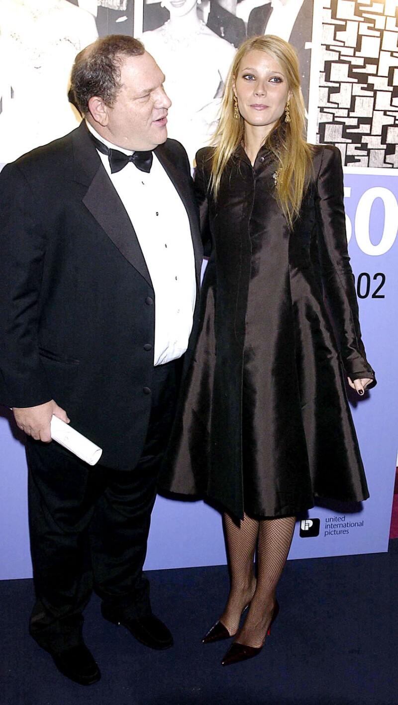Gwyneth Paltrow Weinstein