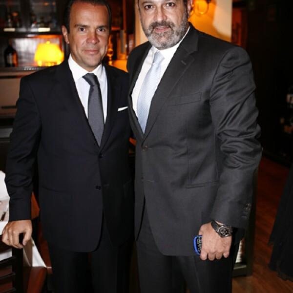 Andrés Vázquez del Mercado y Michel Kuri