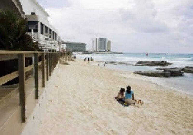 Sectur prevé que el turismo se recuperará en diciembre. (Foto: Notimex)