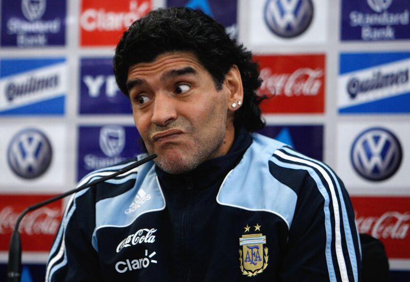 Diego Maradona Serie Amazon