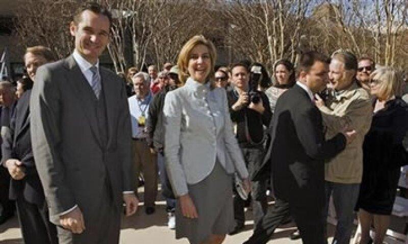 Undargarin (izq.) ha sido marginado de los eventos oficiales de la familia real. (Foto: Reuters)