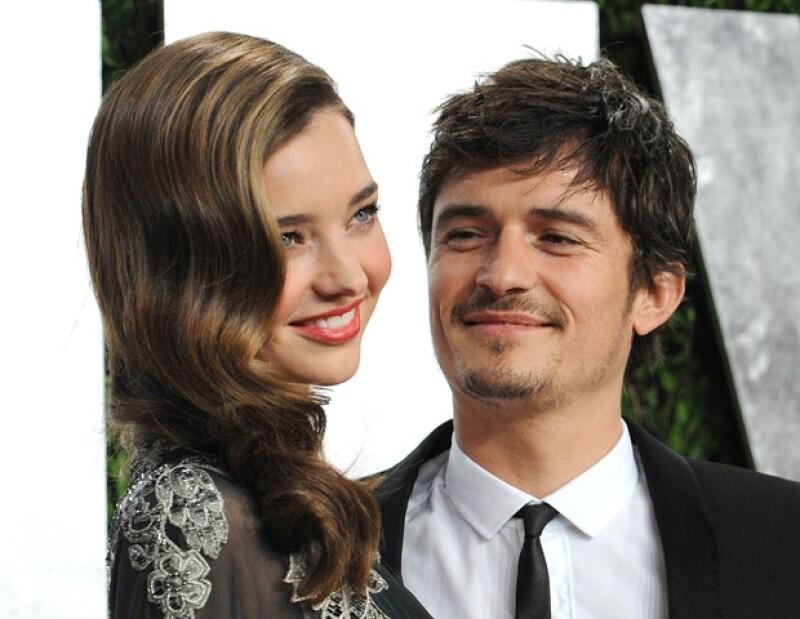 El actor acudió al programa de Katie Couric donde aseguró que no tiene miedo a decir que siempre amará a la modelo aunque su relación haya cambiado.