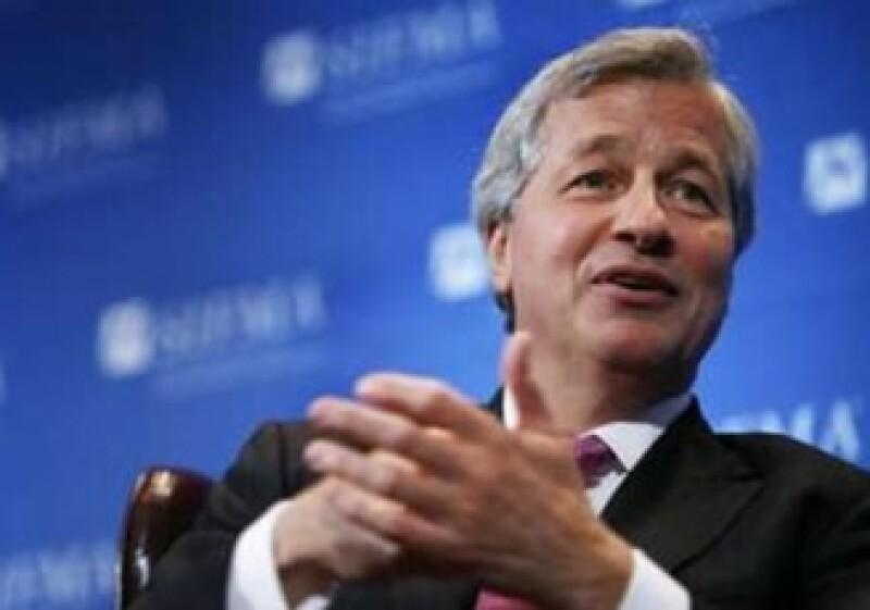 Jamie Dimon, presidente ejecutivo de JP Morgan Chase & Co. (Foto: Reuters)