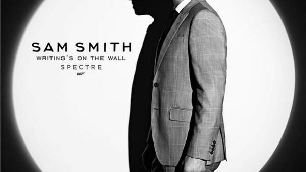 Será el británico San Smith el encargado de interpretar la canción principal de la nueva cinta de 007, la cual compuso en 20 minutos.