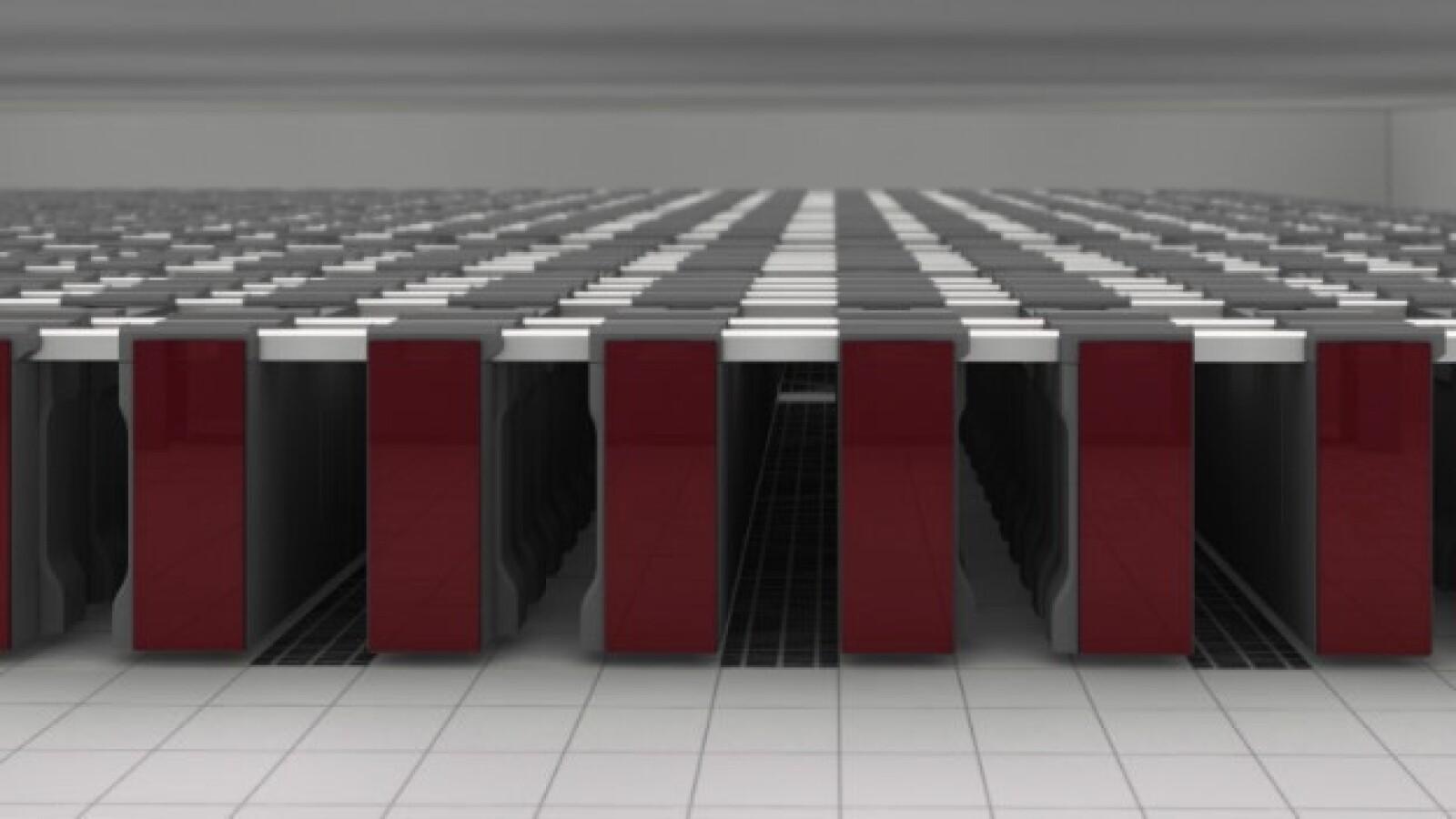 supercomputadora computadora