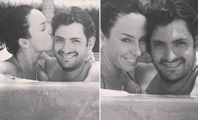 Inés y su Víctor se casaron hace un mes en una boda secreta que solo comparteron con sus personas más cercanas.