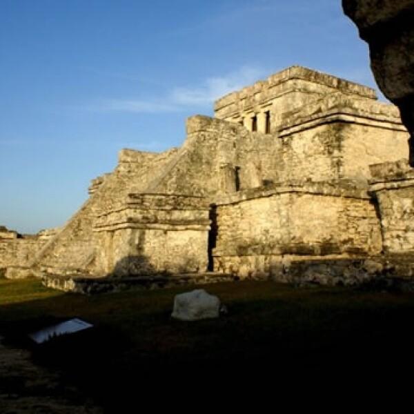 Tulúm mundo maya