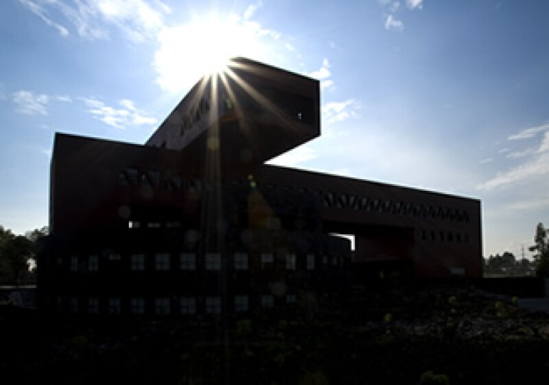 Con más de 5,000 metros cuadrados, el nuevo edificio de Ciudad Universitaria (CU) está construido cerca del espacio escultórico de la UNAM. (Foto: Israel Pérez Vega)