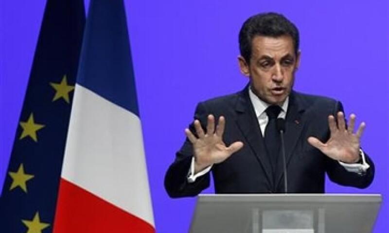 Francia fue el único país con calificación AAA de la zona indicado como un posible candidato para una rebaja de dos escalones. (Foto: Reuters)