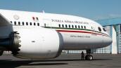 Avión presidencial - José María Morelos y Pavón - avión