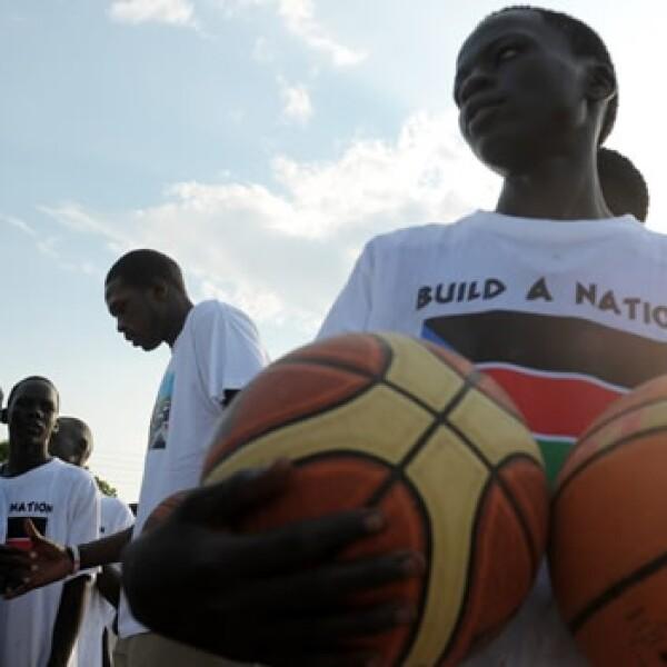 Sudán del Sur - basquetbol