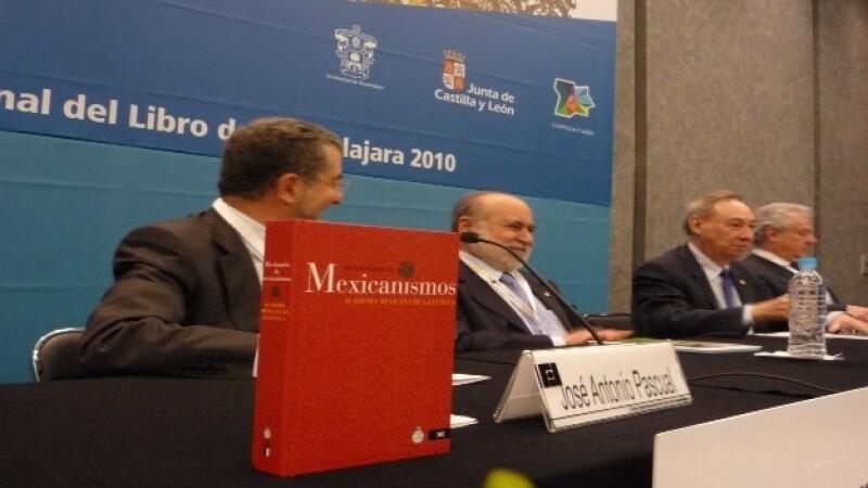 presentación diccionario mexicanismo