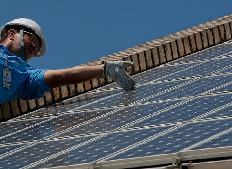 Energ�a solar