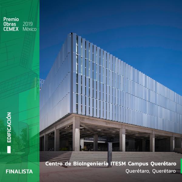 Centro de Bioingeniería ITESM Campus Querétaro