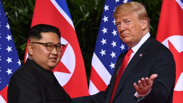 FILES-US-NKOREA-NUCLEAR-DIPLOMACY-POLITICS-SUMMIT-TRUMP