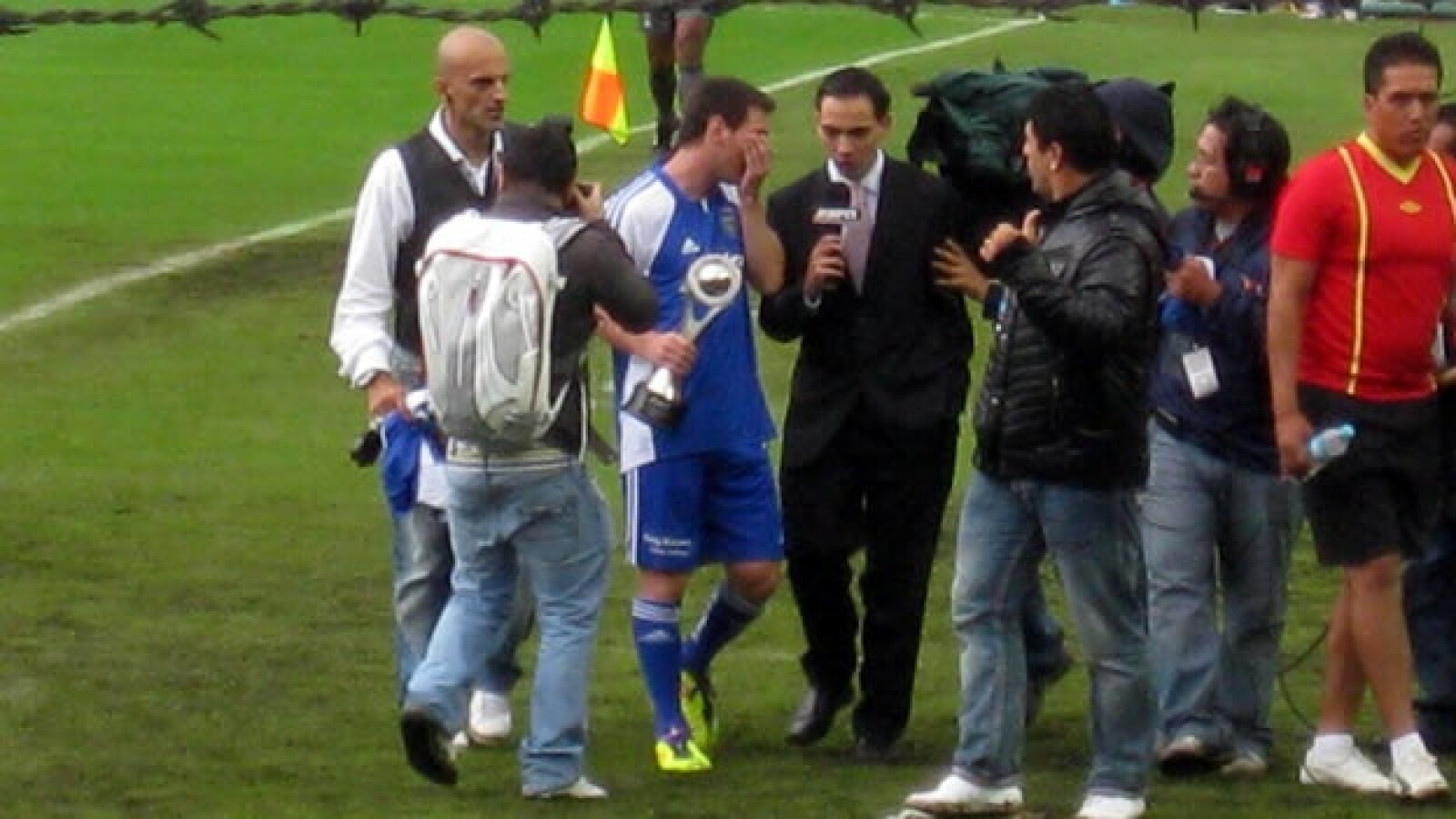 Messi and Friends