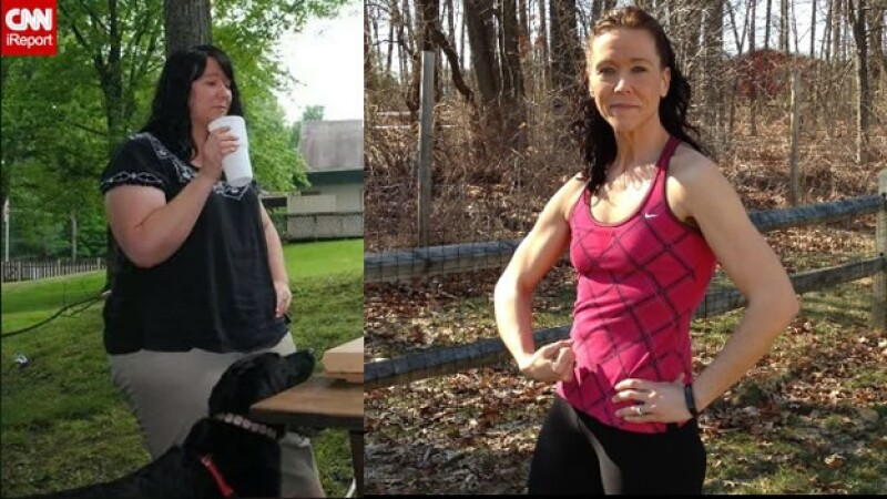 Kari Ianuale  pérdida de peso