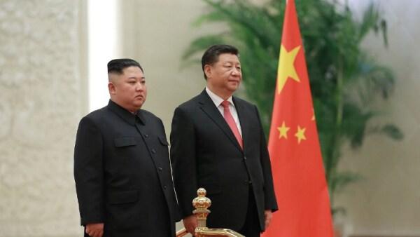 China ofrece a Corea del Norte su apoyo para el diálogo con Estados Unidos
