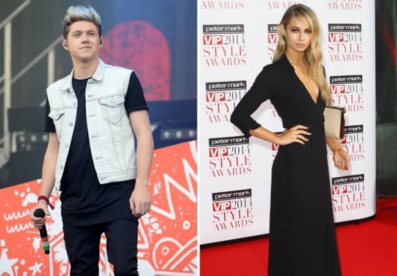 Pareciera que el integrante de One Direction está siguiendo los pasos de Leonardo DiCaprio, quien sólo sale con modelos, y es que luego de terminar con Barbara Palvin, ahora sale con Thalia Heffernan.