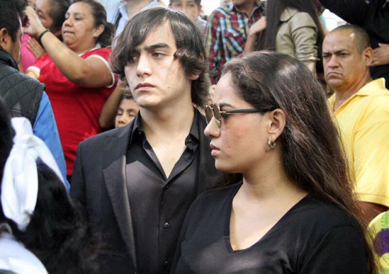 Julián Figueroa, Sarelia Figueroa.