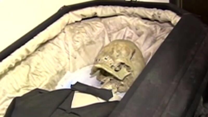 Esqueleto,humano, subasta