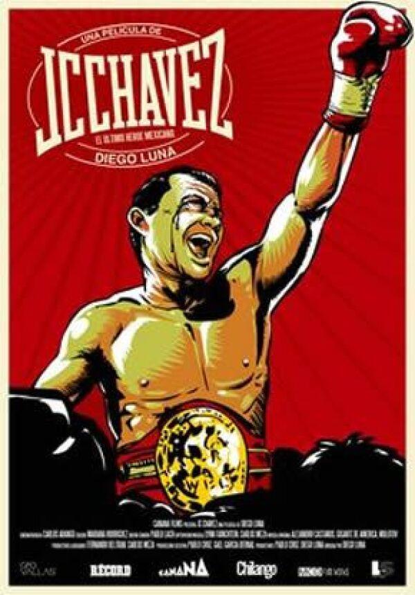 """Diego Luna está a punto de sacar el documental """"JC Chávez"""" a la venta en DVD en Estados Unidos."""