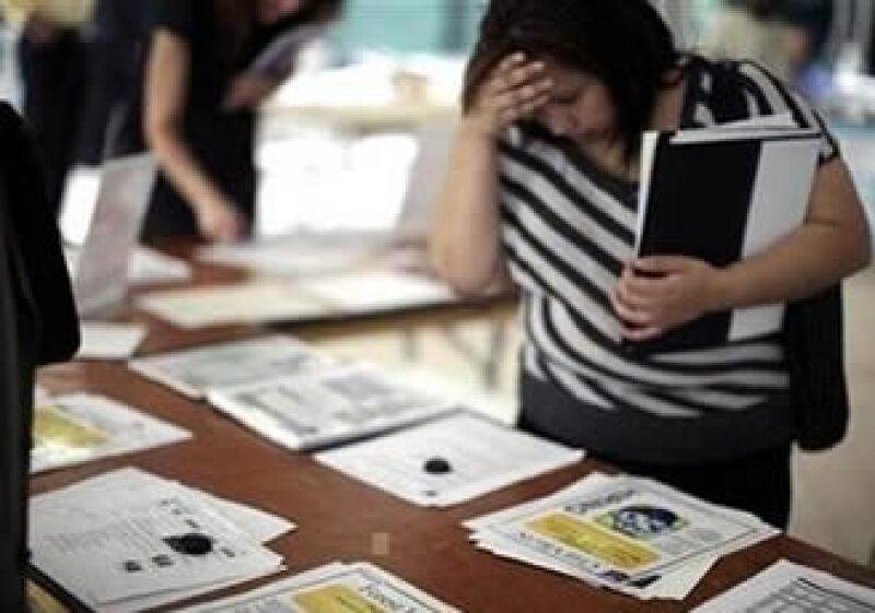 La concentración de estudiantes se da en 41 carreras, entre éstas administración y periodismo.  (Foto: Reuters)