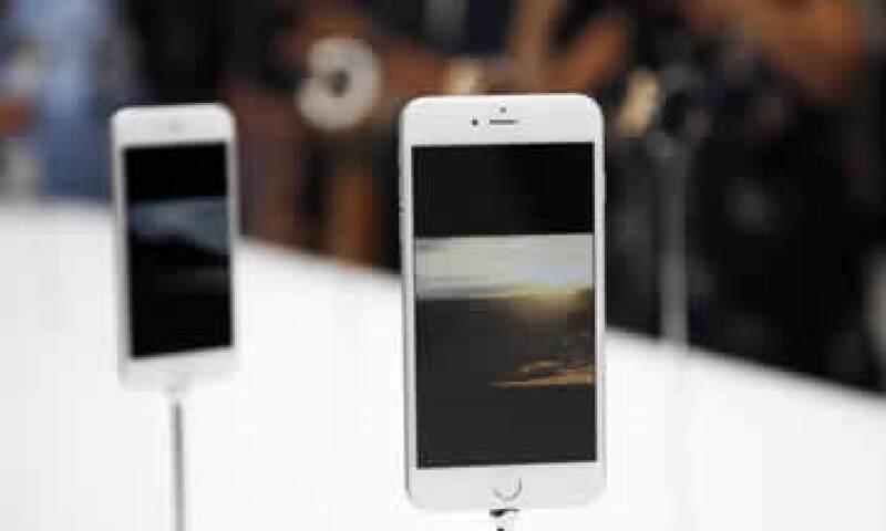 El precio del iPhone 6 Plus supera al de otros equipos de Apple como la Mac. (Foto: Reuters)