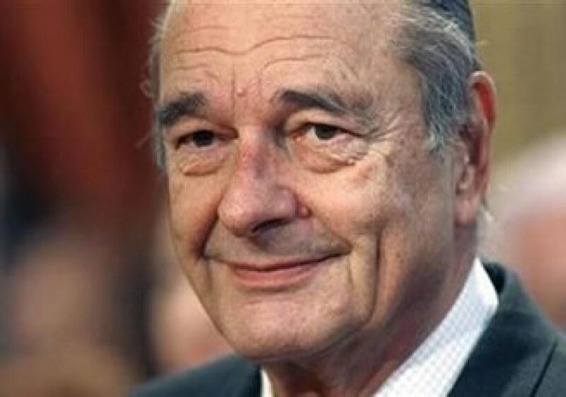 Un juez determinó la semana pasada juzgar a Chirac por desfalco y abuso de confianza. (Foto: Reuters)