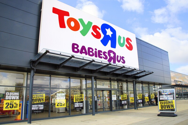 Toys R Us - Toy Shop