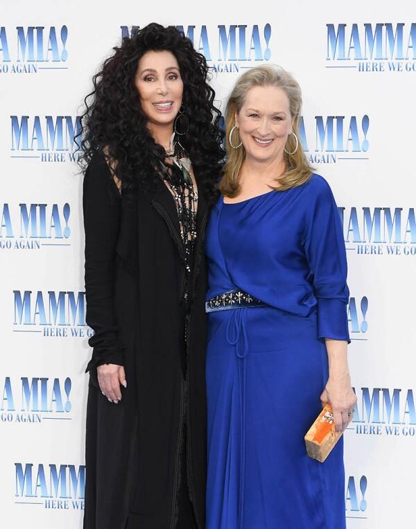 Mamma Mia! Here We Go Again World Premiere