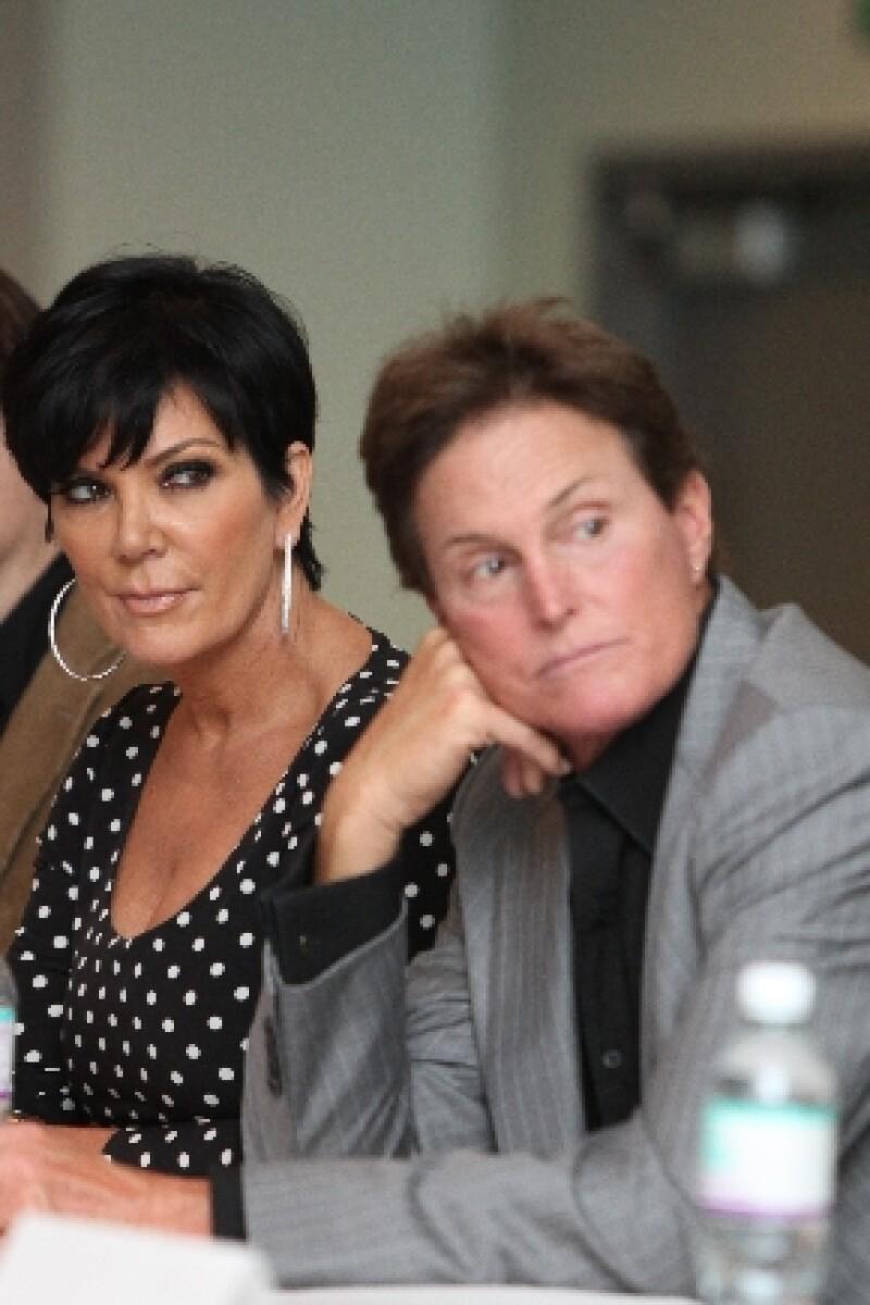 Actualmente Kris está casada con el medallista olímpico Bruce Jenner. (Foto: Getty Images