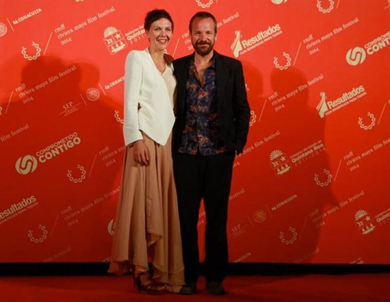 Maggie Gyllenhaal y Peter Sarsgaard dieron el banderazo de inicio del RMFF