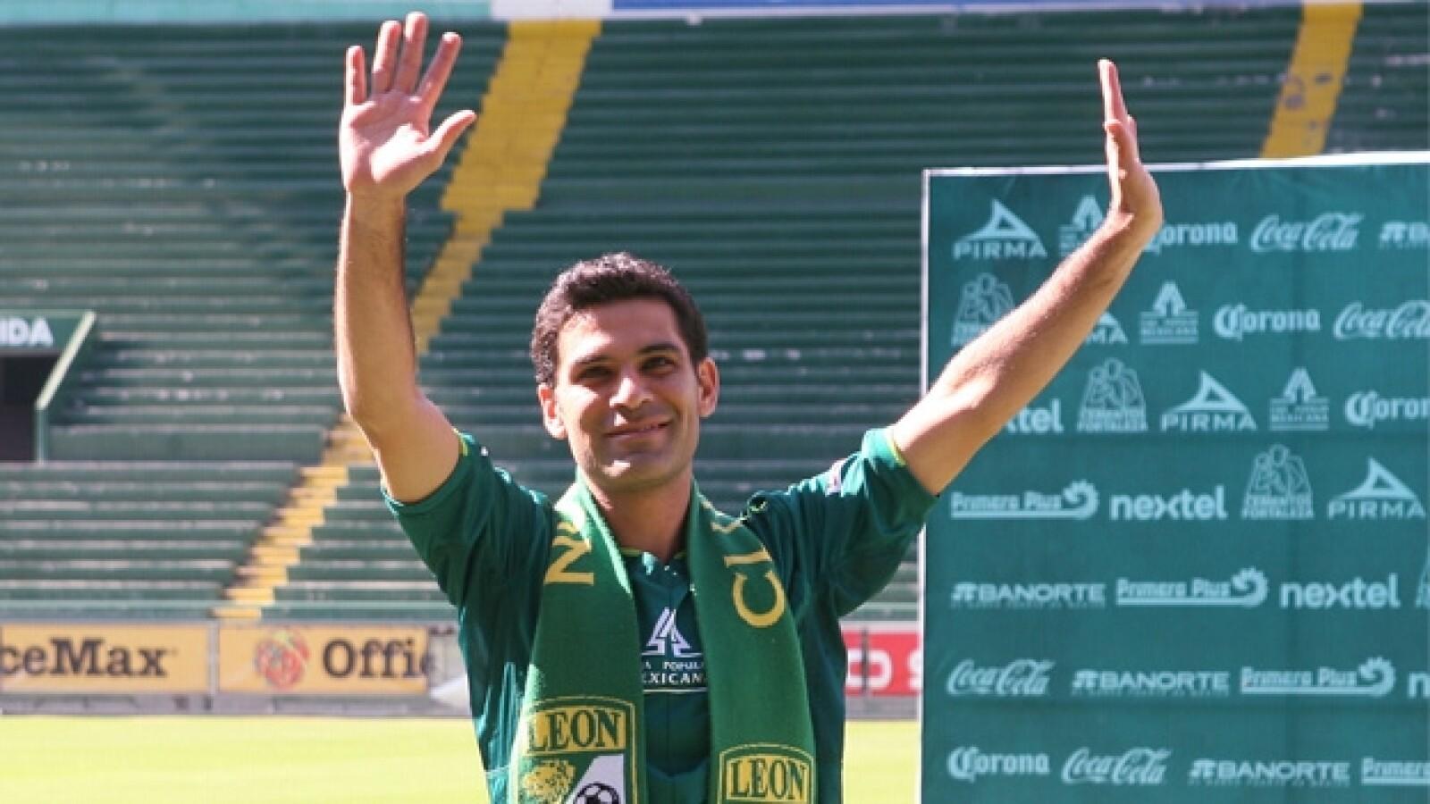 Rafael Márquez - León