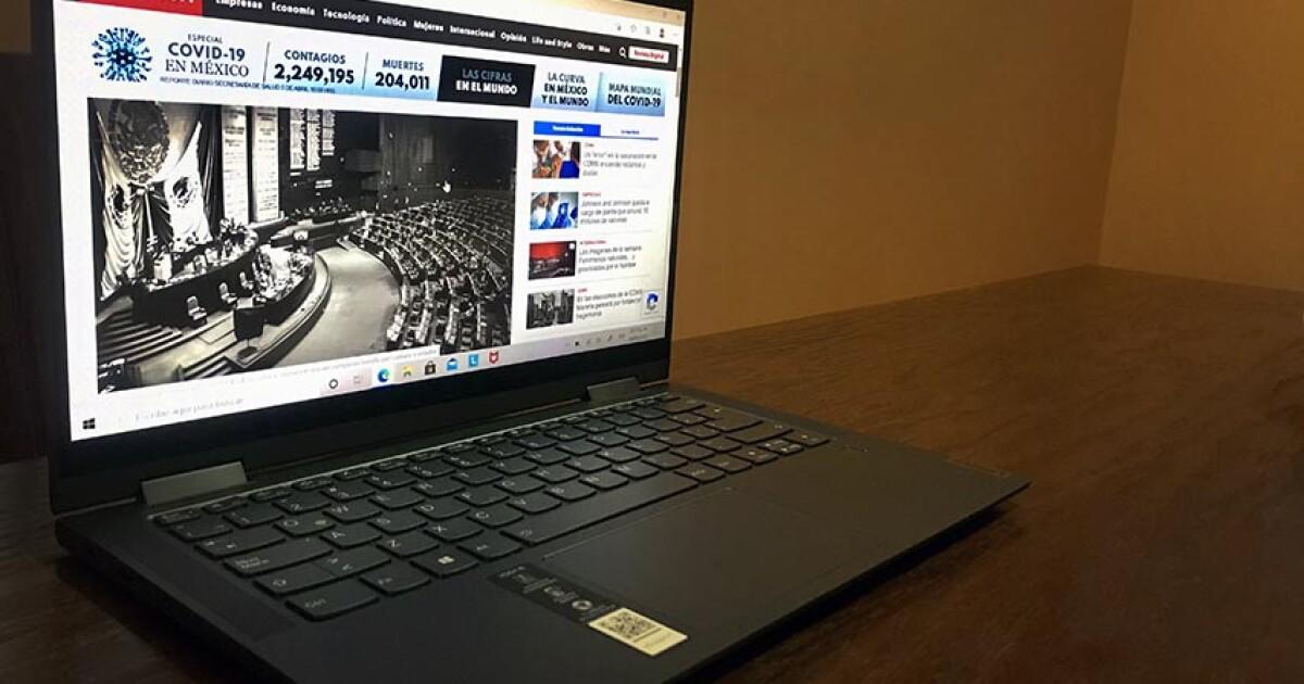 Lenovo Yoga 7i, una ultrabook para la productividad